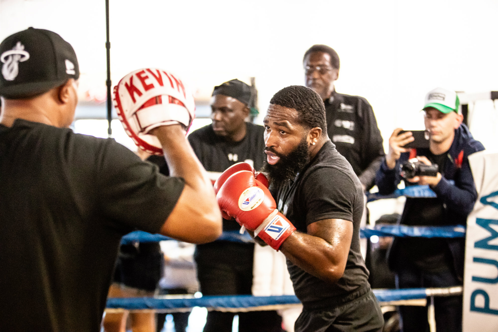 Adrien Broner. Photo by Robby Illanes/SHOWTIME