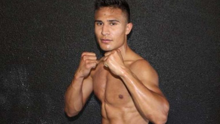 Ricardo Espinoza-John Riel Casimero bantamweight bout confirmed for WBO interim title