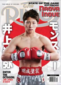 feb cover 216x300 - Dougie's Monday mailbag (Inoue-Rodriguez, Wilder-Breazeale, Inoue P4P, Wilder vs. Joshua)