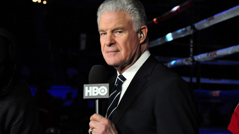A glorious run: Jim Lampley recalls his career with HBO Boxing