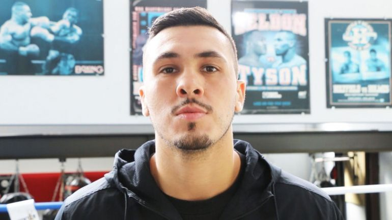 Alexander Flores: 'I am ready to beat Joseph Parker, there is nothing dynamic in his arsenal'