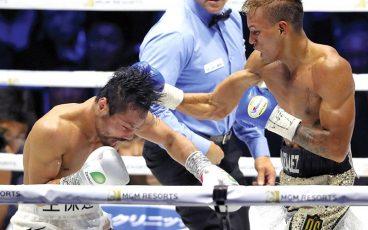 Rosales TKO 9 Higa, Wilder-Fury Round 12