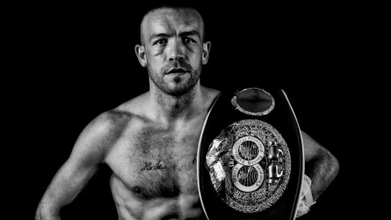 TJ Doheny signs with Matchroom Boxing USA, makes first defense of IBF 122-pound title on January 18