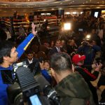 0K1A0140 150x150 - Photos: Manny Pacquiao makes grand arrival, trains in Las Vegas