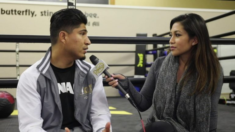 Mikey Garcia: I've always been a clean athlete; I'm bulking up the right way