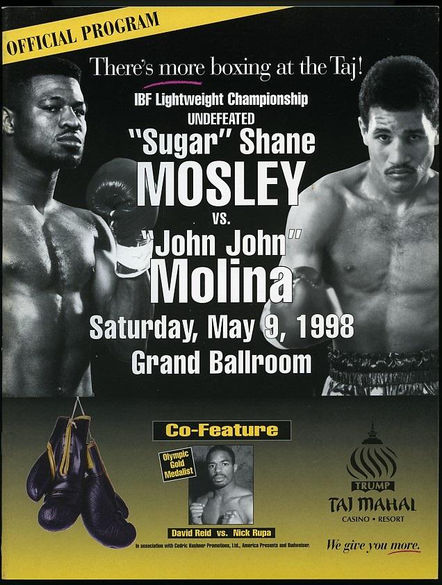 Shane Mosley vs. John John Molina