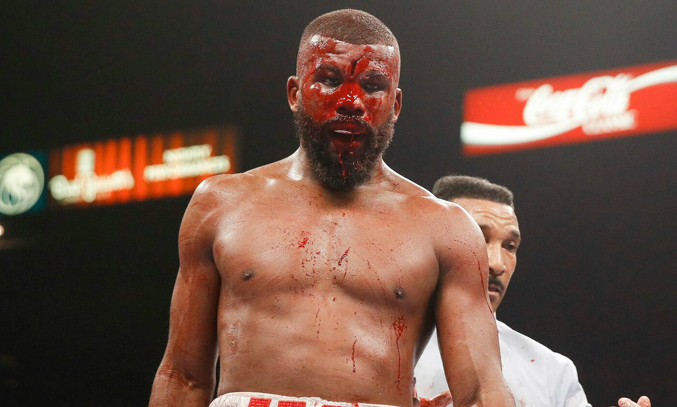 badou jack cut cropped - The Travelin' Man goes to Manny Pacquiao vs. Adrien Broner: Part Two