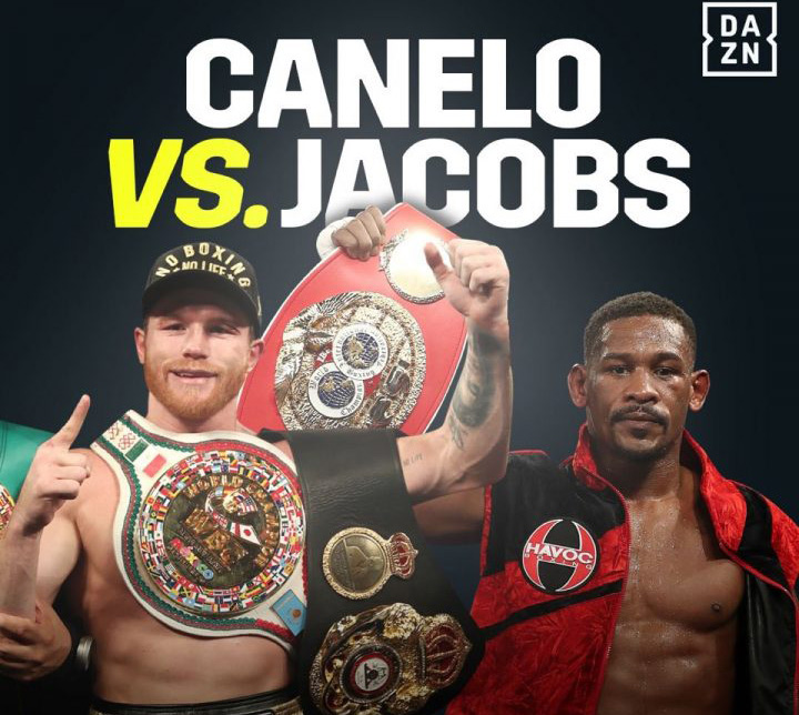 Image result for canelo jacobs poster