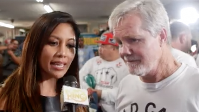 Freddie Roach: Broner is not Mayweather, he'll get schooled by Pacquiao
