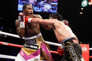 pacbroner2 300x200 - Photos: Manny Pacquiao defeats Adrien Broner by unanimous decision
