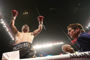 pacbroner6 300x200 - Photos: Manny Pacquiao defeats Adrien Broner by unanimous decision