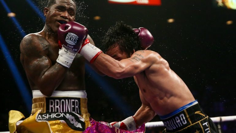 Pacquiao too much for Broner, but Mayweather rematch remains elusive as ever