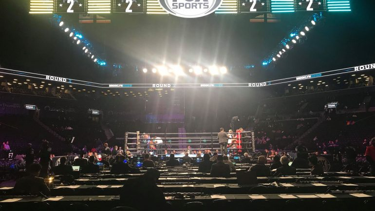 Marsellos Wilder, younger brother of Deontay, KO'd on Thurman-Lopez card