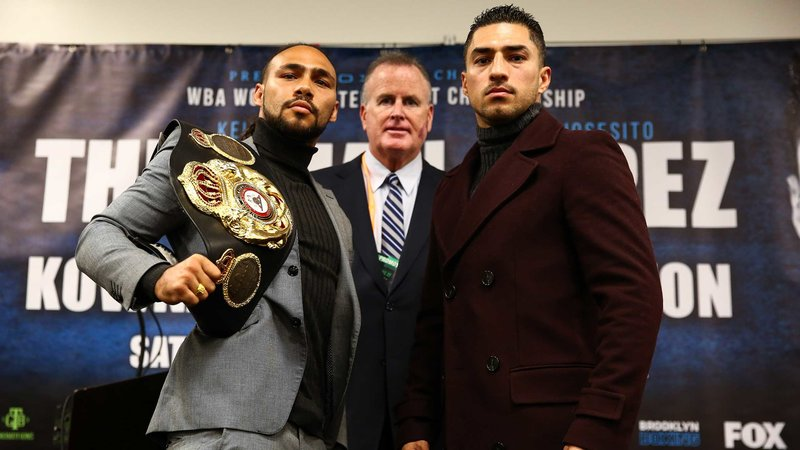 rsz thurmanlopez - Josesito Lopez: 'It's not going to be an easy fight for me or Keith Thurman'