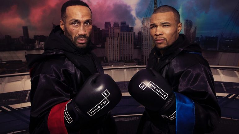James DeGale: 'Chris Eubank Jr. ain't good enough to beat me. He can mix with the best but he won't ever win'