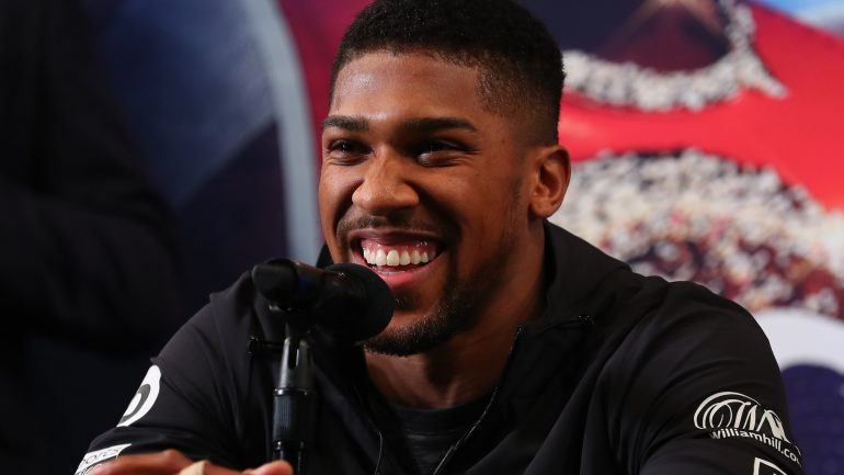 Who will replace Big Baby against Anthony Joshua? Here are some contenders