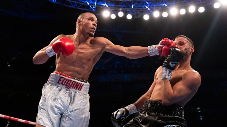 Chris Eubank Jr's future fuelled by tragic loss of younger brother