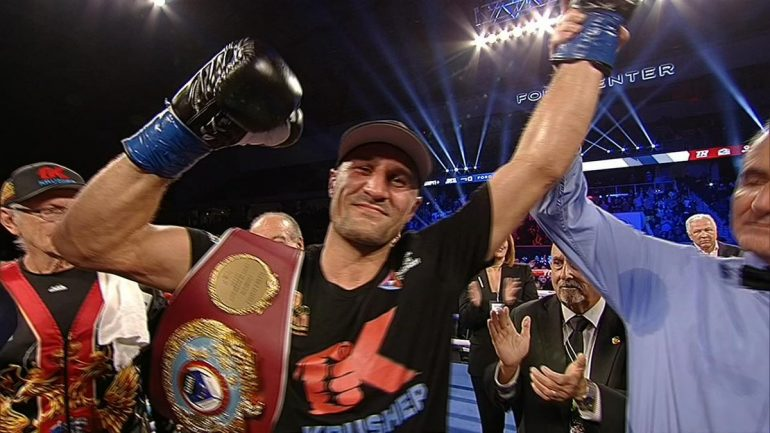 Ring Ratings Update: Kovalev climbs 175-pound rankings, Lopez cracks lightweight