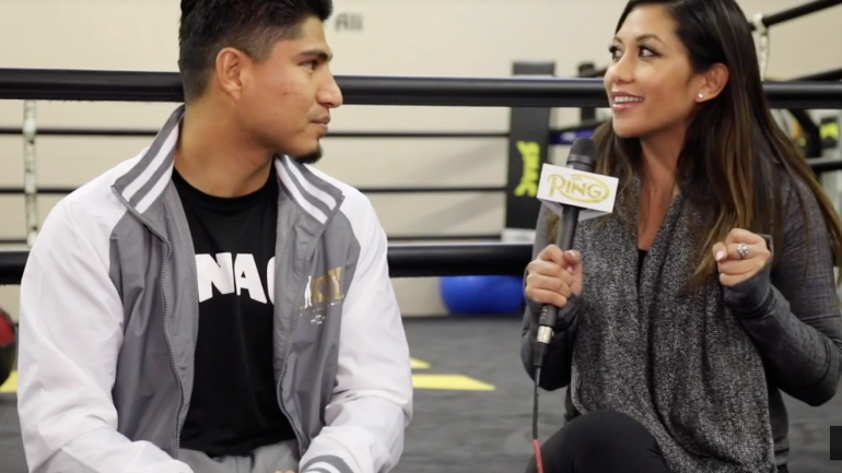 Watch: Mikey Garcia on how he recovers after pushing body to the limit