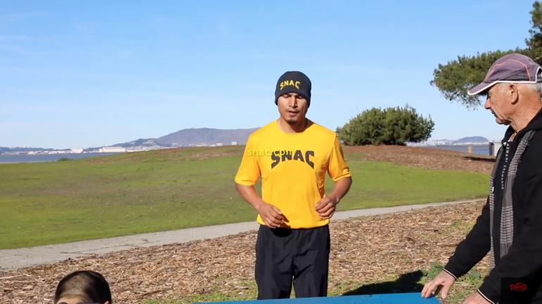 Watch: Raw training footage as Mikey Garcia prepares for Errol Spence