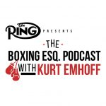 The Boxing Esq. Podcast Ring logo 150x150 - The Boxing Esq. Podcast, Ep. 25: MMA writer John Nash on the PBC's possible sale to Endeavor