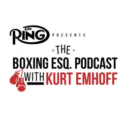 The Ring - The Bible of Boxing - News, Videos, Events and