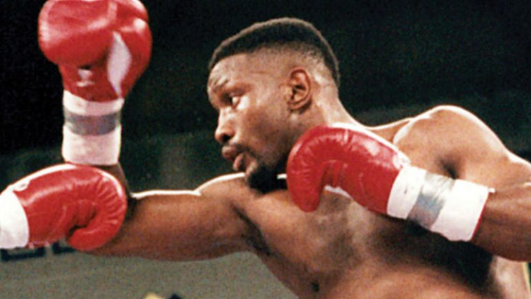 Pernell Whitaker passes away at 55