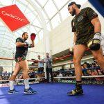 davison fury Getty1017134690 150x150 - Trainer Ben Davison looks ahead to Tyson Fury-Tom Schwarz, dissects Anthony Joshua-Andy Ruiz Jr.