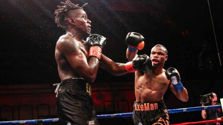 DeAndre Ware hands Ronald Ellis his first defeat in ShoBox main event
