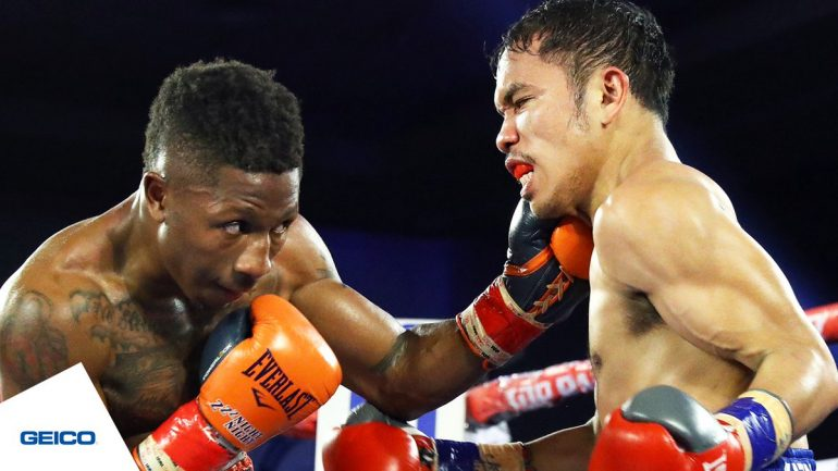 Joshua Greer overcomes knockdown, finishes Giovanni Escaner in eight