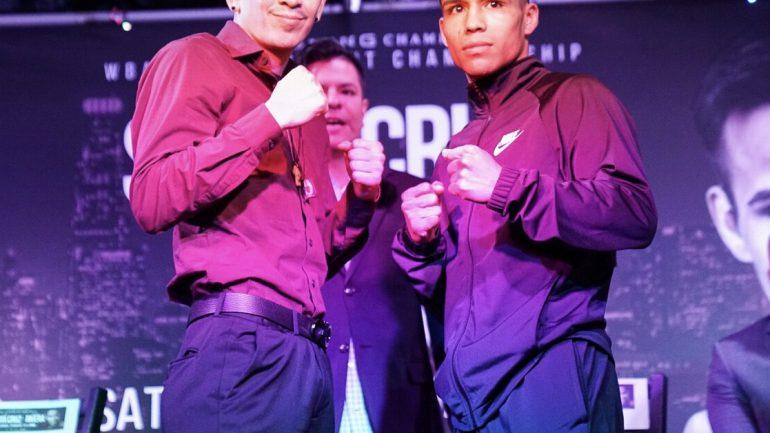 Leo Santa Cruz eager to unify titles following fight with Rafael Rivera