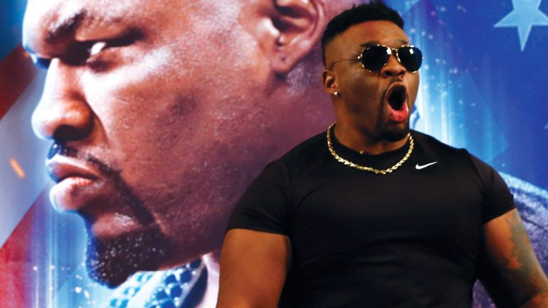 Jarrell Miller says he'll return in October after suspension, wants new promoter