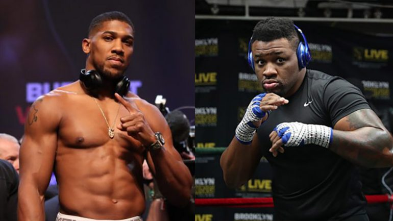 Anthony Joshua vs. Jarrell Miller: Who wins and how?