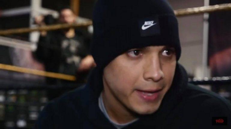 Watch: Omar Figueroa says John Molina Jr fight will be a bloody war