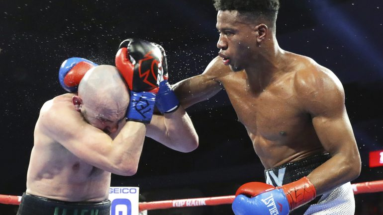 After beating another prospect, Patrick Day wants all-Haitian showdown vs. Erickson Lubin
