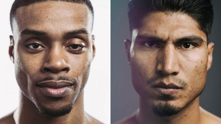 Errol Spence Jr.-Mikey Garcia: Daring to be great