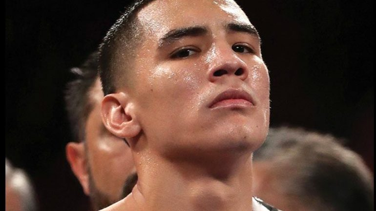 Oscar Valdez talks about a chance at revenge in his first title defense on Sept. 10 against Robson Conceicao