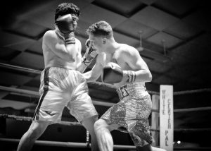 A Morales vs Davila Richard Baker Flatpuss Boxing 300x214 - New Faces: Victor Morales Jr.