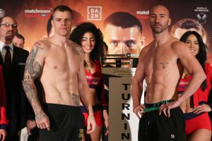 BJ2I5709 300x200 - Bivol, Smith Jr. make weight; Hooker needs multiple trips to scale