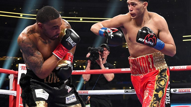 David Benavidez destroys J'Leon Love in two rounds, calls out Anthony Dirrell