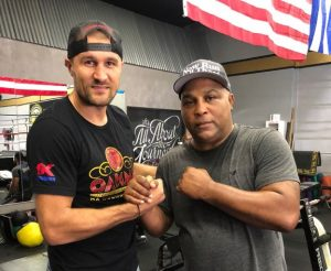 Buddy McGirt Sergey Kovalev 2 300x246 - The Boxing Esq. Podcast, Ep. 21: Buddy McGirt