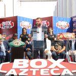 CaneloJacobsMexCityPC Hoganphotos6 150x150 - Photos: Canelo Alvarez-Daniel Jacobs Mexico City press conference