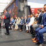 CaneloJacobsMexCityPC Hoganphotos8 150x150 - Photos: Canelo Alvarez-Daniel Jacobs Mexico City press conference