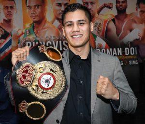 Danny Roman 300x256 - Juan Francisco Estrada motivated for anticipated Srisaket Sor Rungvisai rematch