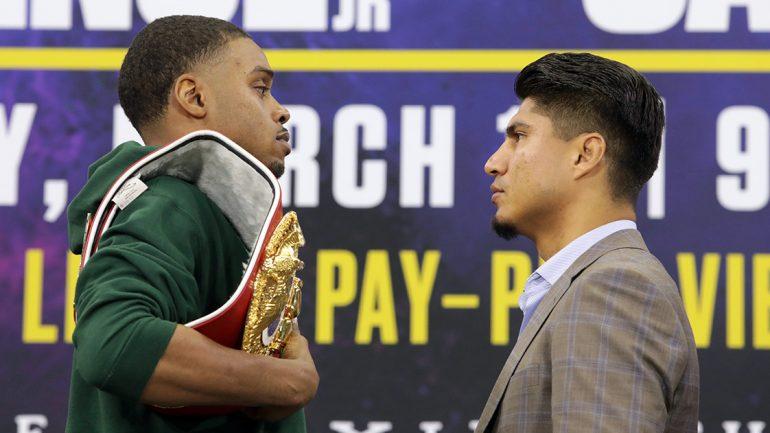 Fight Picks: Errol Spence vs. Mikey Garcia
