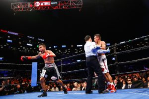 LR SHO FIGHT NIGHT DE GRACIA VS RAMIREZ TRAPPFOTOS 03022019 2342 300x200 - The Travelin' Man goes to Brooklyn, NY: Part Two
