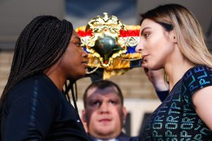 LR SHO SHIELDS VS HAMMER PRESSER TRAPPFOTOS 02262019 4152 300x200 - Dougie's Friday mailbag (Spence-Garcia, women's Ring titles, lineal championships)