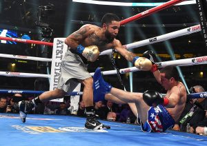 Nery Arroyo by Frank Micelotta Fox Sports 300x212 - Ring Ratings Update: Errol Spence enters Pound-for-Pound top five