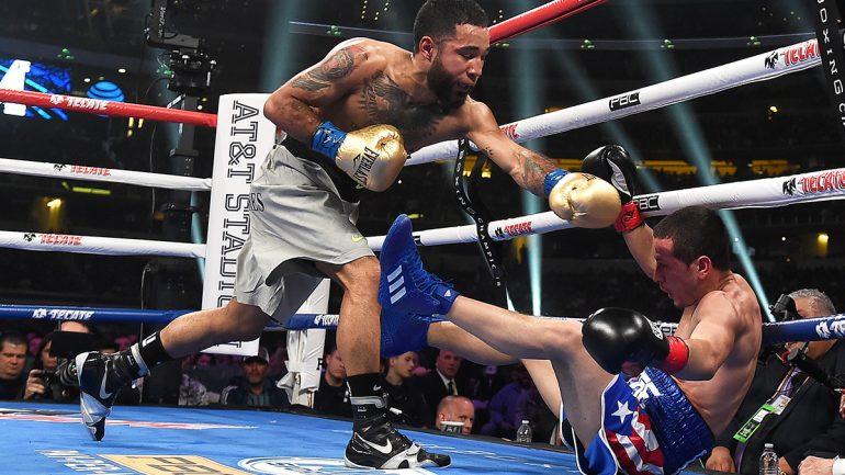 Luis Nery dominates McJoe Arroyo, scores fourth-round stoppage