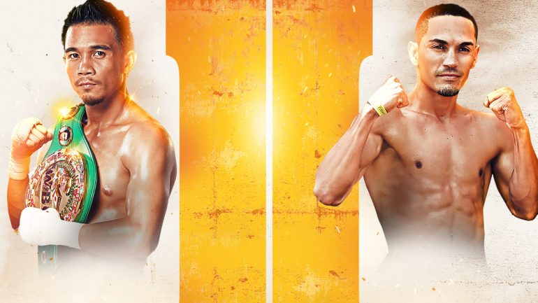 Press release: Sor Rungvisai-Estrada rematch/Roman-Doheny unification tickets on sale now